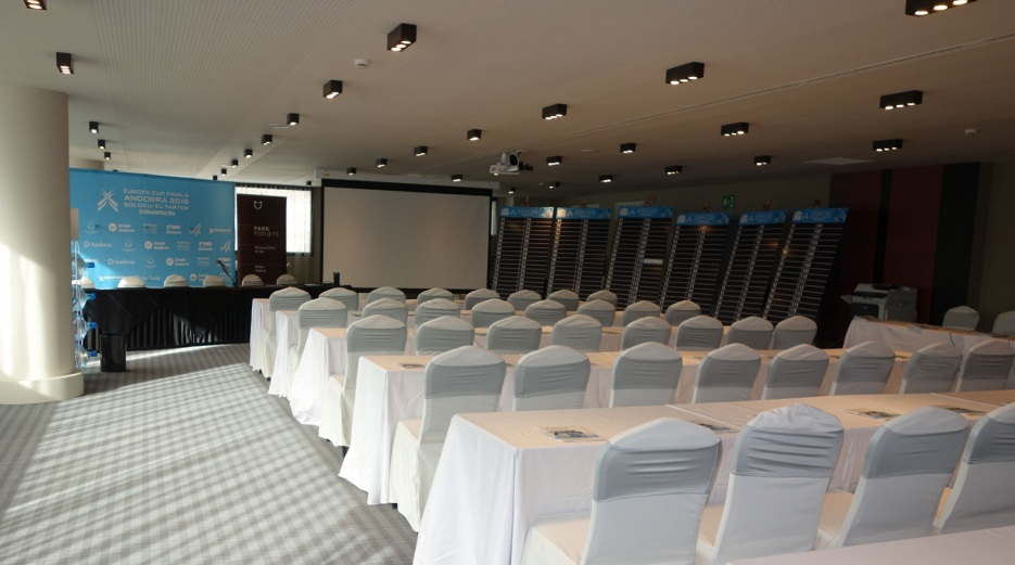 Business events facilities in Andorra