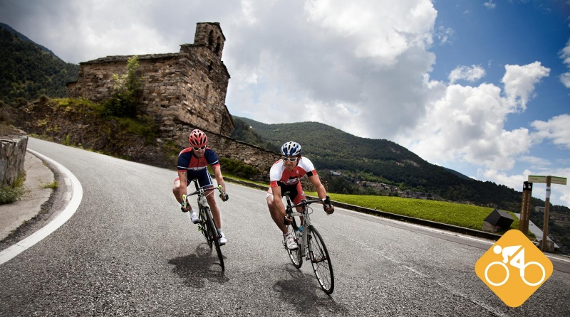 Hotel for cyclists in Andorra