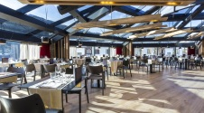 New buffet at Piolets Park & Spa: altitude gastronomy