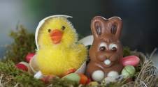 ¡Felices Pascuas #encasa!