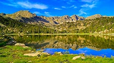 Hiking in Andorra: easy treks to the lakes