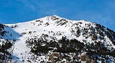 Andorra mountain ski cup